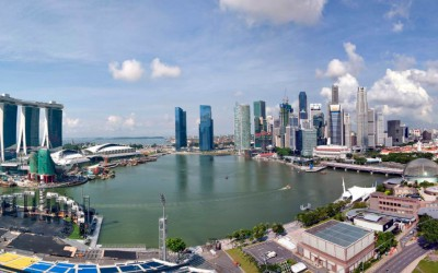 Singapore aims to become the world's first smart city-state