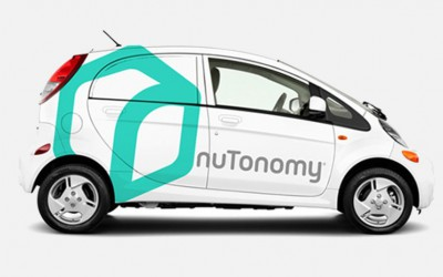 Autonomous taxis may soon be coming to Singapore