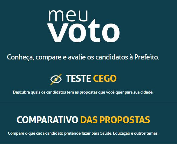 Meu Voto