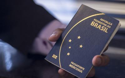 Chip de passaporte brasileiro recebe certificação internacional