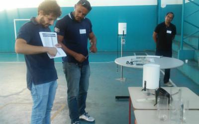 Numa parceria com Cemaden, estudantes desenvolvem site com dados sobre chuvas