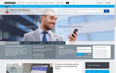 Prefeitura implanta autoatendimento digital para mais de 120 serviços