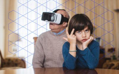 O Mundo, segundo o Facebook, até 2020: A Difusão dos Limites