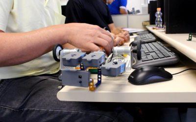 A robótica como auxiliar do ensino nas escolas