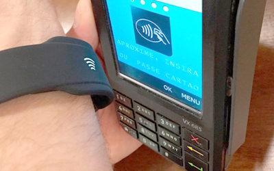 Banco do Brasil lança pulseira para compras nas funções débito e crédito
