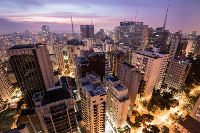 São Paulo: a cidade mais conectada do país (dabldy/Thinkstock)