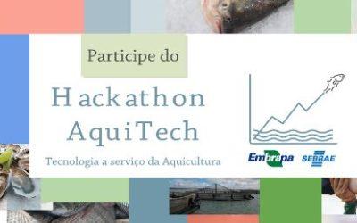 Sebrae e Embrapa lançam maratona de programação para criar aplicativo de gestão na aquicultura