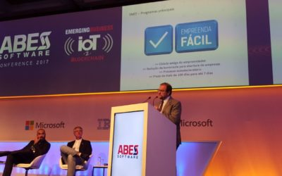Governo Digital é tema de congresso internacional organizado pela ABES
