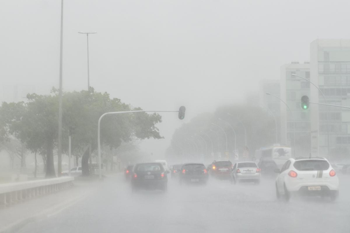 SOS Chuva já foi baixado por mais de 60 mil usuários. Foto: Agência Brasil