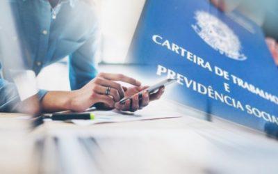 """Governo Federal anuncia o lançamento do app """"Carteira de Trabalho Digital"""""""