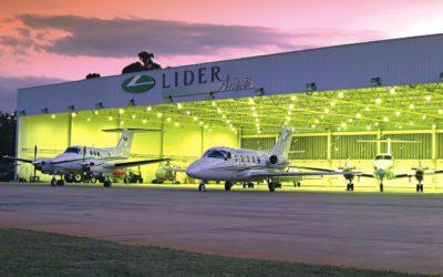Líder Aviação é a primeira empresa aérea brasileira a utilizar ordem de serviço digital