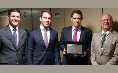 Movimento Brasil, País Digital vai a Brasília (DF) e novos embaixadores honorários são homenageados