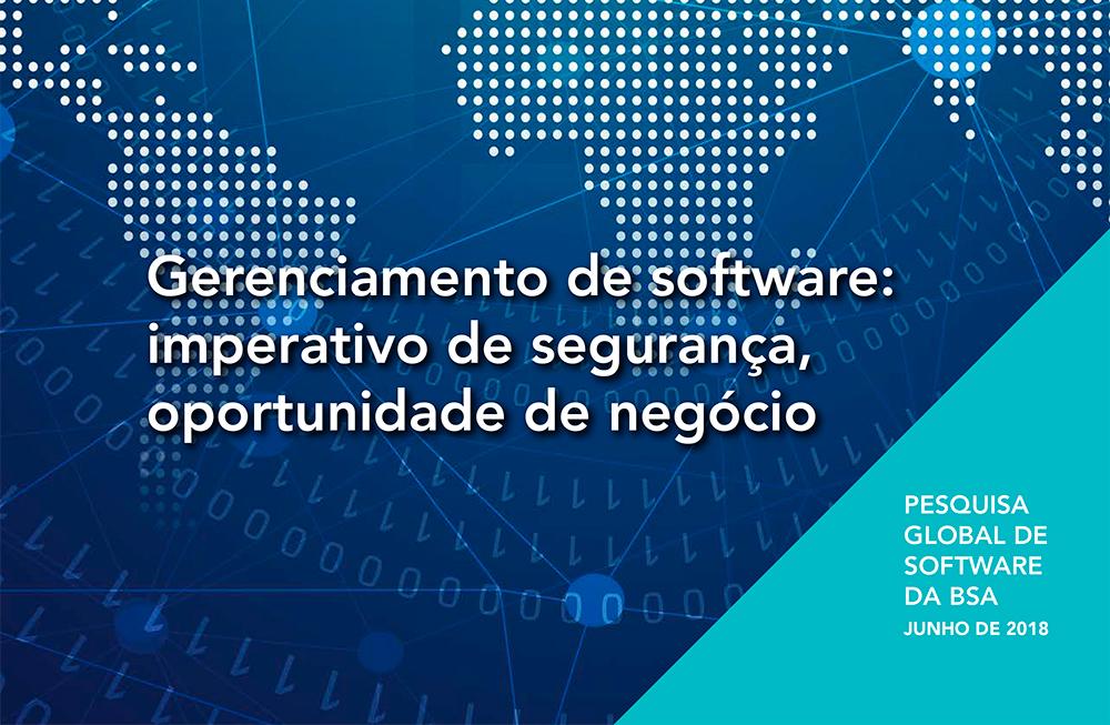 BSA lança Pesquisa Global de Software 2018