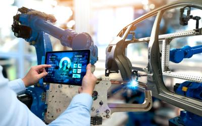 Acompanhe a transformação das montadoras nas trilhas da Indústria 4.0