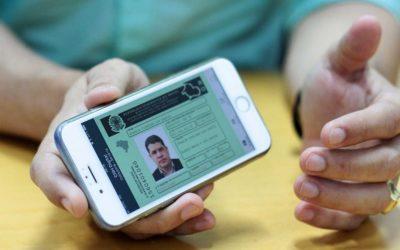 Documentos eletrônicos são válidos para embarques em voos nacionais