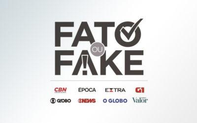 G1 lança Fato ou Fake, novo serviço de checagem de conteúdos suspeitos