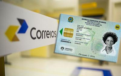 Documento Nacional de Identificação poderá ser emitido pelos Correios
