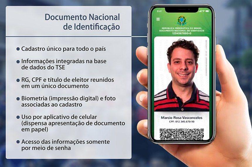 Brasil Digital, o novo Documento Nacional de Identidade