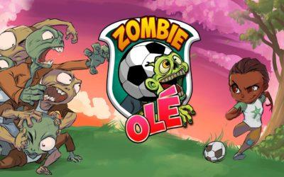 Futebol é arma para combater zumbis em game de aluno da Fatec Carapicuíba