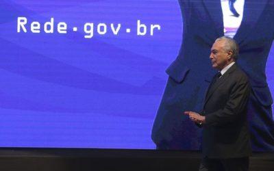Decreto institui a Rede Nacional de Governo Digital