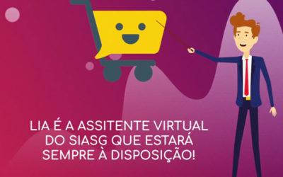 Assistente virtual será utilizado em atendimento das compras públicas federais