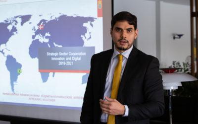 Brasil amplia acordo com Dinamarca para modernizar setor público e de propriedade intelectual