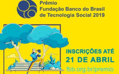 Fundação BB abre inscrições para premiação nacional e internacional de tecnologias sociais