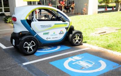 Carros elétricos compartilhados podem gerar economia de até R$ 8 milhões