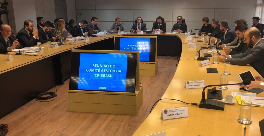 Comitê Gestor aprova por unanimidade pauta para a atualização dos normativos da ICP-Brasil