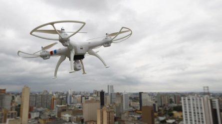 Regulamentação para o uso de drones completa dois anos e prevê mudanças
