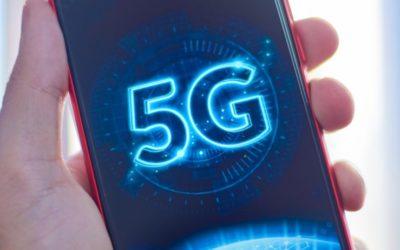 Leilão da telefonia móvel 5G deve movimentar R$ 20 bi