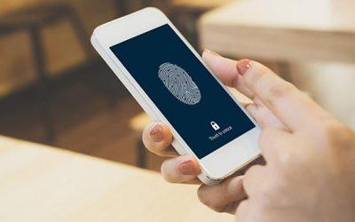 Cresce o número de usuários que usam a leitura da sua digital para desbloquear smartphone