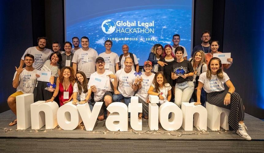 Conheça as três equipes vencedoras do Global Legal Hackathon de Florianópolis