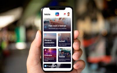 App Meu SEBRAE a conexão entre empreendedores de todo o Brasil