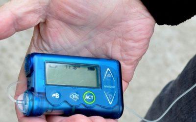 Bombas de insulina estão ficando mais inteligentes