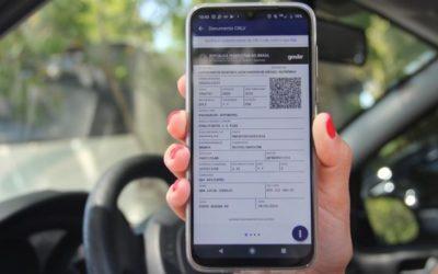 Documento do veículo digital está disponível em todo o país