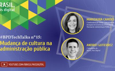 #BPDTechTalks nº 15 – Mudança de cultura na administração pública